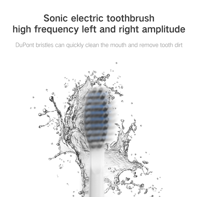 Electric toothbrush - white FY-900