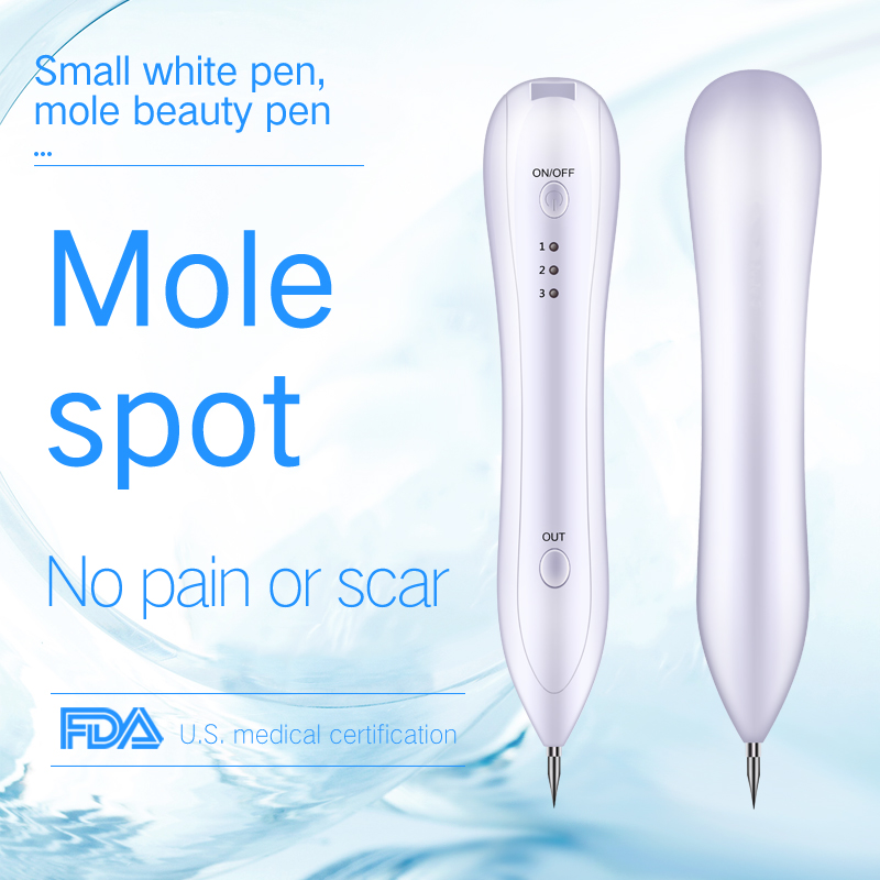 Mole pen - first generation - white FY101